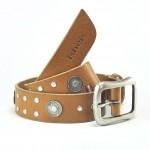 jr eagle peau ceinture cuir